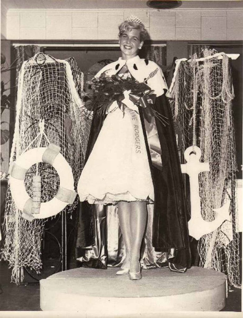 Madeline Rodgers, 1961 Miss Magic