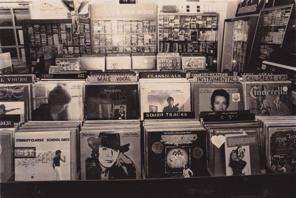 Island Record Shop