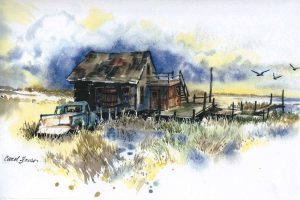 The Shack - Carol Freas