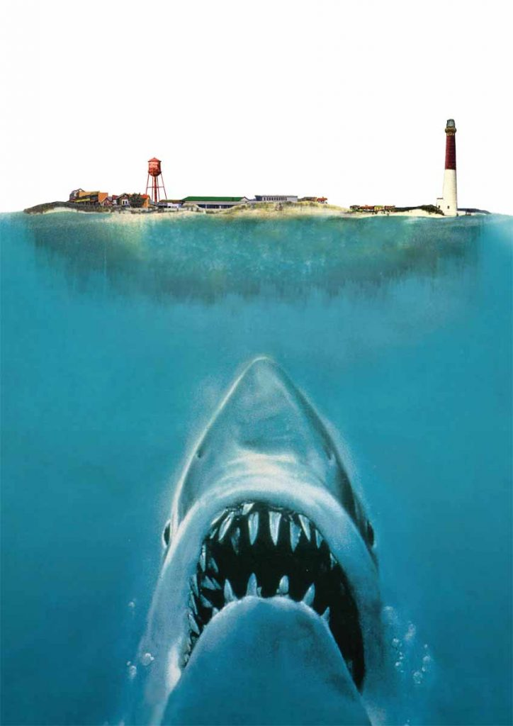 BEACH HAVEN TO BLOCKBUSTER 100 YEARS OF THE MAN EATER Echoes Of LBI
