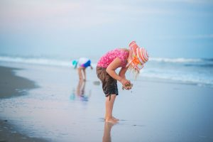 Looking for shells - Tonya Wilhelm